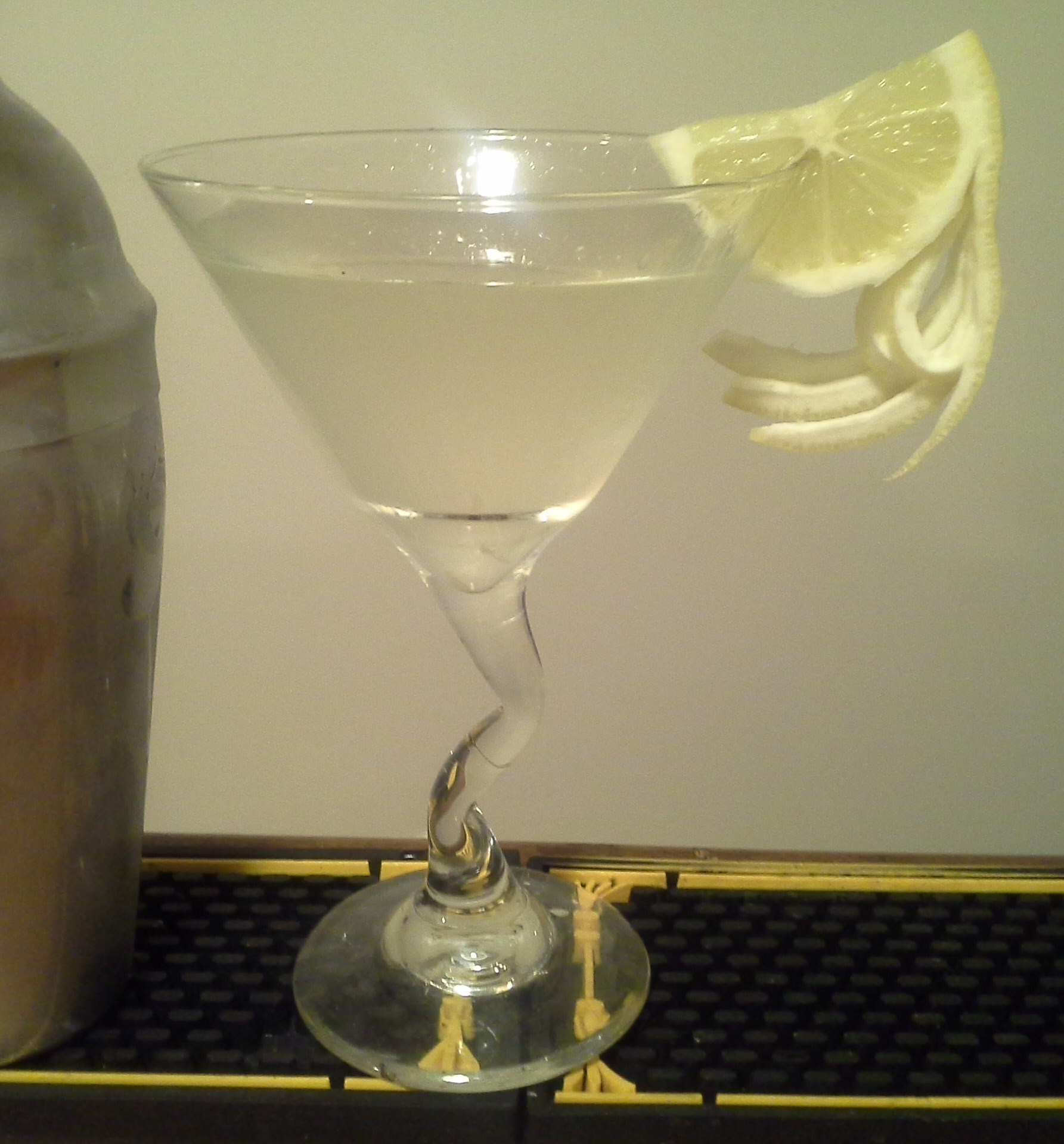 Lemondrop Garnishes: The Fringe Effect