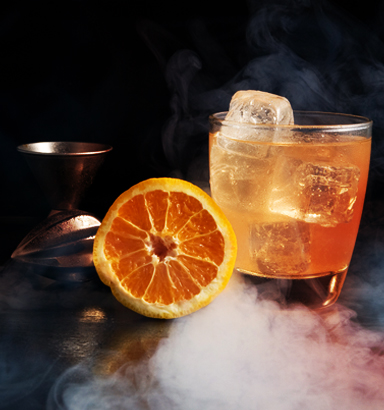 Smoked Cocktails: Hickory Trickery