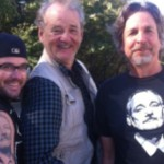 How a Man's Tattoo of Bill Murray lead him to meet Bill Murray!