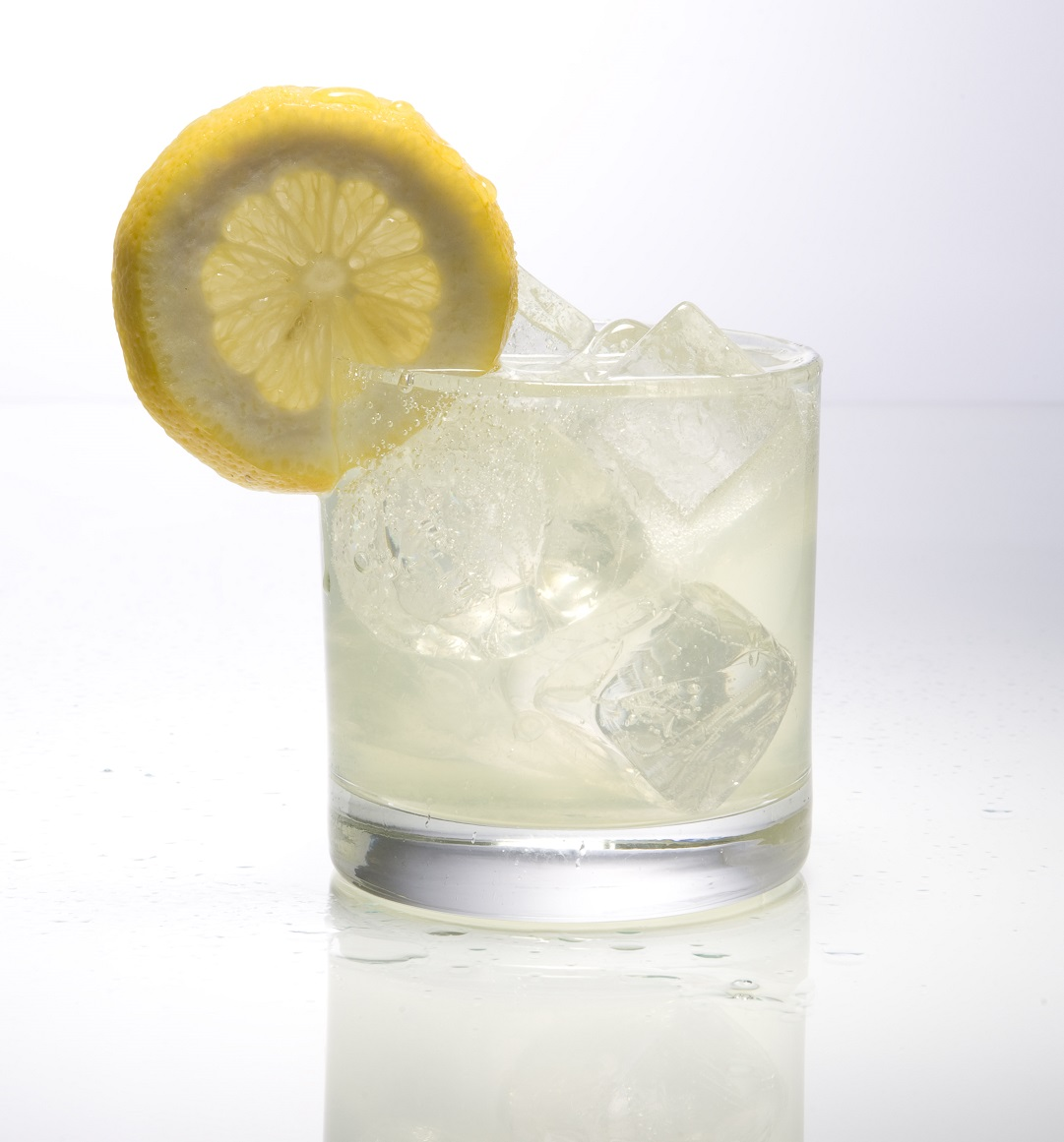 BYOV Cocktails: Clique and Lemonade