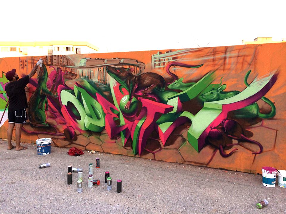 graffiti-mural-in-progress