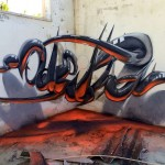 Insane 3D Graffiti Murals by Odeith