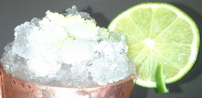 What's 10x better than a Moscow Mule? A Latvian one of course!